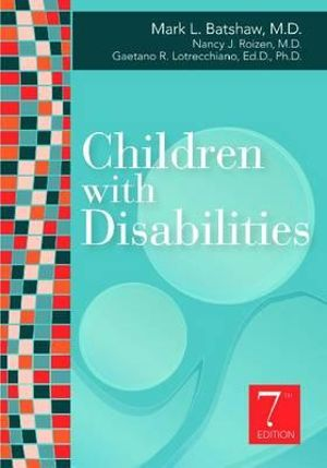 Cover of Children with Disabilities 7ed