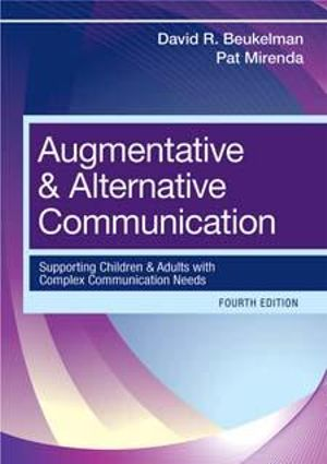 Cover of Augmentative and Alternative Communication