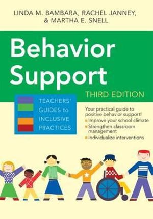 Cover of Behavior Support