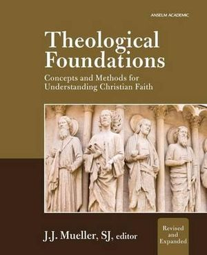 Cover of Theological Foundations