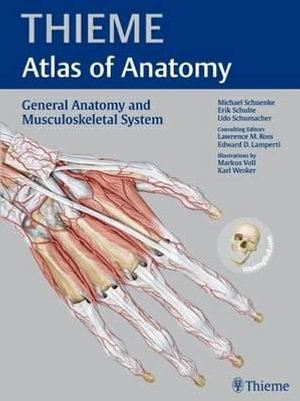 Cover of General Anatomy and Musculoskeletal System