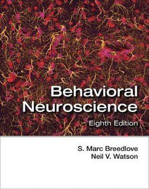 Cover of Behavioral Neuroscience 8e