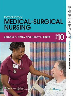 Cover of Introductory Medical-surgical Nursing