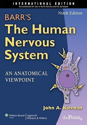 Cover of Barr's the Human Nervous System