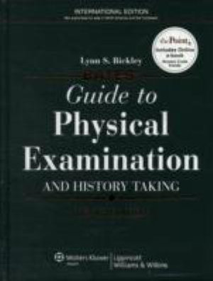 Cover of Bates' Guide to Physical Examination and History Taking