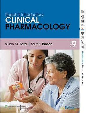 Cover of Roach's Introductory Clinical Pharmacology