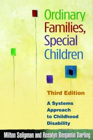 Cover of Ordinary Families, Special Children, Third Edition
