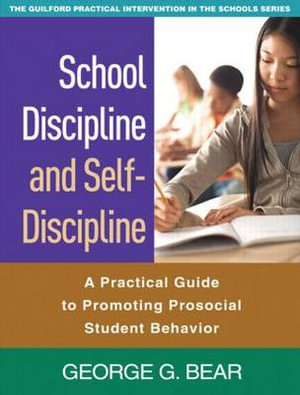 Cover of School Discipline and Self-discipline