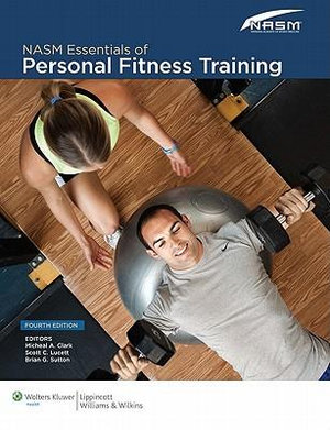 Cover of NASM Essentials of Personal Fitness Training