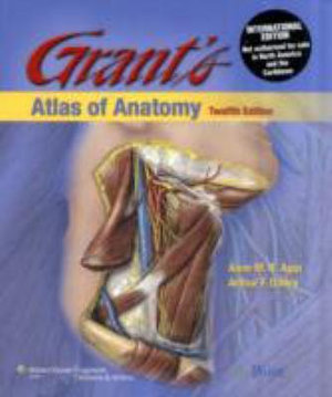 Cover of Grants Atlas of Anatomy (Int Ed)