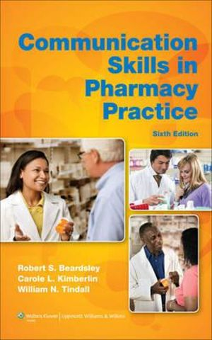 Cover of Communication Skills in Pharmacy Practice