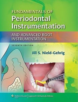 Cover of Fundamentals of Periodontal Instrumentation and Advanced Root Instrumentation