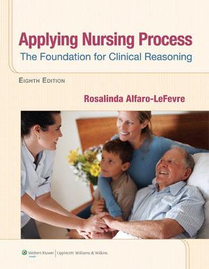 Cover of Applying Nursing Process