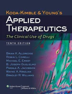 Cover of Koda-Kimble and Young's Applied Therapeutics