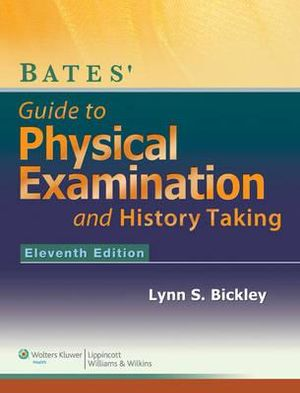 Cover of Bates' Guide to Physical Examination and History-Taking