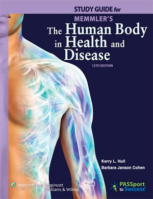 Cover of Study Guide to Accompany Memmler's The Human Body in Health and Disease