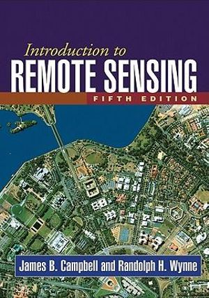 Cover of Introduction to Remote Sensing