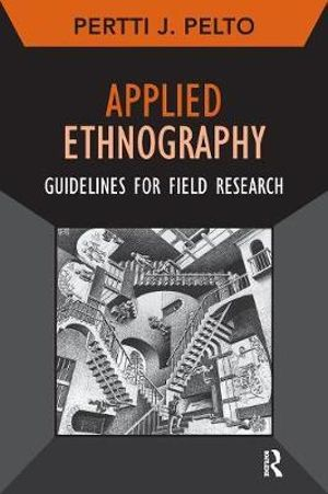 Cover of Applied Ethnography