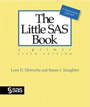 Cover of The Little SAS Book