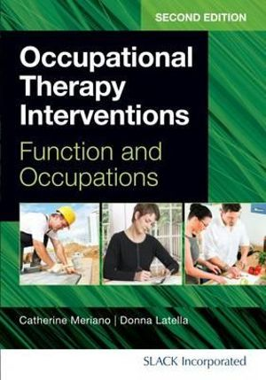 Cover of Occupational Therapy Interventions