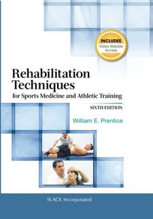 Cover of Rehabilitation Techniques for Sports Medicine and Athletic Training