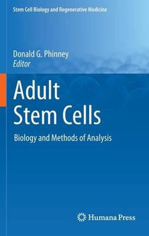 Cover of Adult Stem Cells