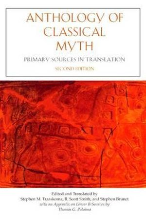 Cover of Anthology of Classical Myth