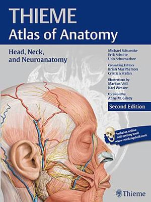 Cover of Head, Neck, and Neuroanatomy
