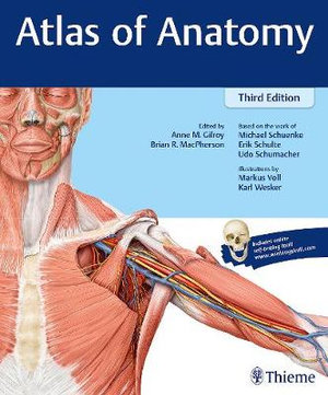 Cover of Atlas of Anatomy
