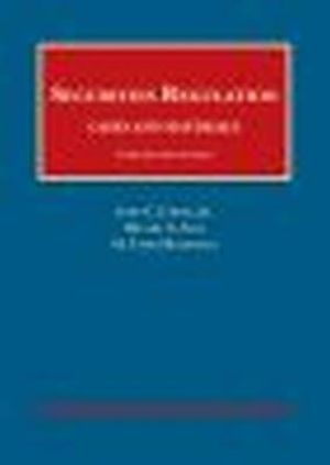 Cover of Securities Regulation
