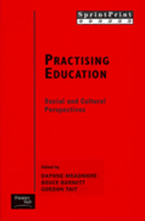 Cover of Practising Education