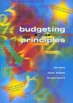 Cover of Budgeting Principles