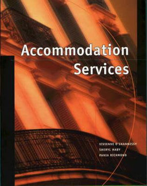 Cover of Accommodation Services