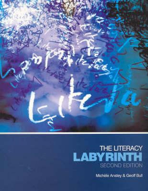 Cover of Literacy Labyrinth