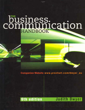 Cover of The Business Communication