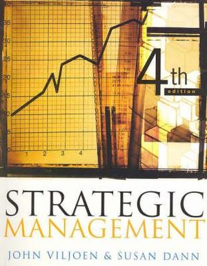 Cover of Strategic Management