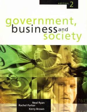Cover of Government, Business & Society