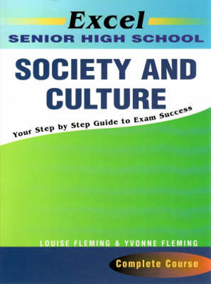 Cover of Excel Senior High School