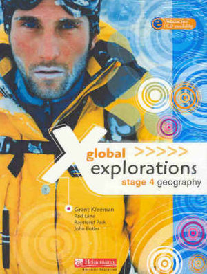 Cover of Global Explorations
