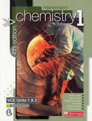 Cover of Heinemann Chemistry 1