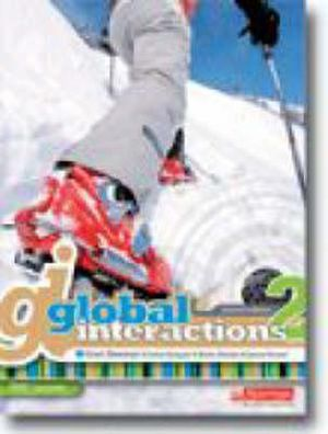 Cover of Global Interactions 2: Second Edition HSC Course Textbook