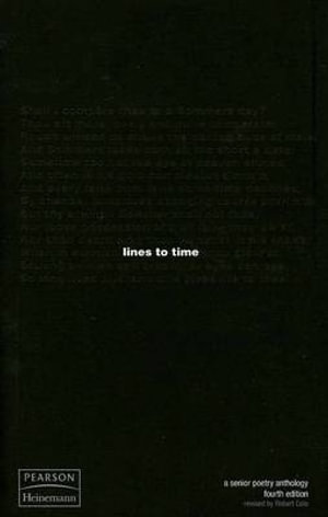 Cover of Lines to Time