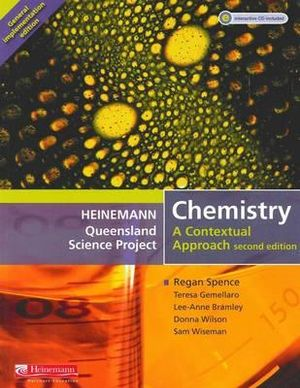 Cover of Heinemann Queensland Science Project