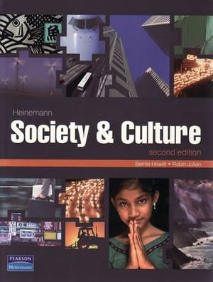 Cover of Heinemann Society and Culturre