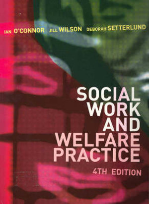Cover of Social Work and Welfare Practice