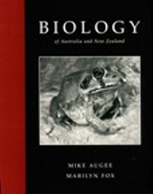 Cover of Biology of Australia and New Zealand