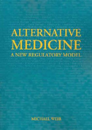Cover of Alternative Medicine