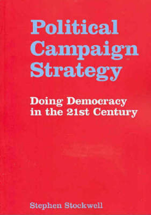 Cover of Political Campaign Strategy