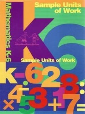 Cover of Mathematics K-6