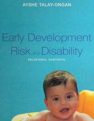 Cover of Early Development Risk and Disability